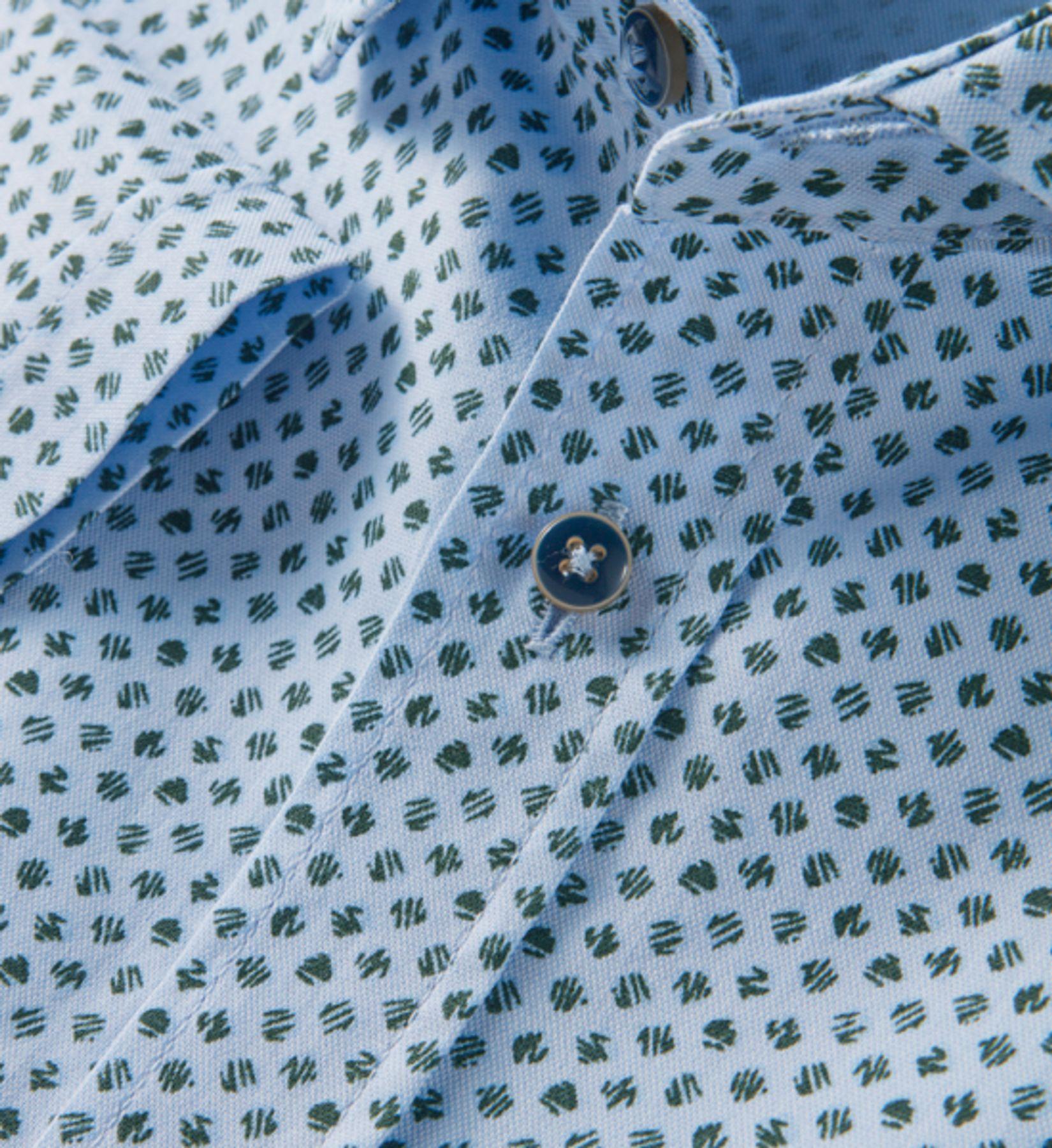 Bugatti - Herren Hemd mit Muster (98532-9250) – Bild 2