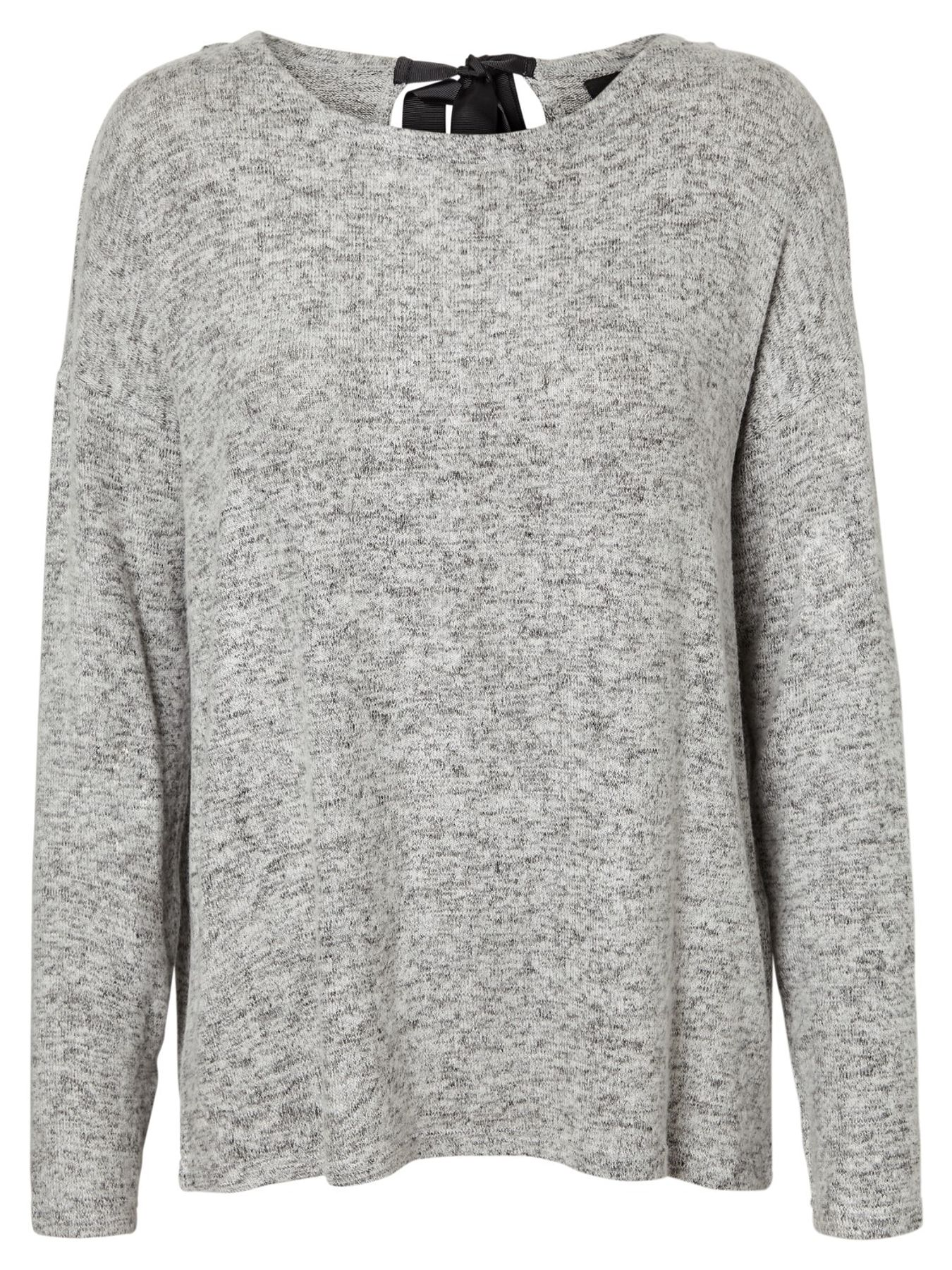 VERO MODA - Damen Langarm Pullover, VMCIMA LS TIEBACK BLOUSE (10205026) – Bild 1