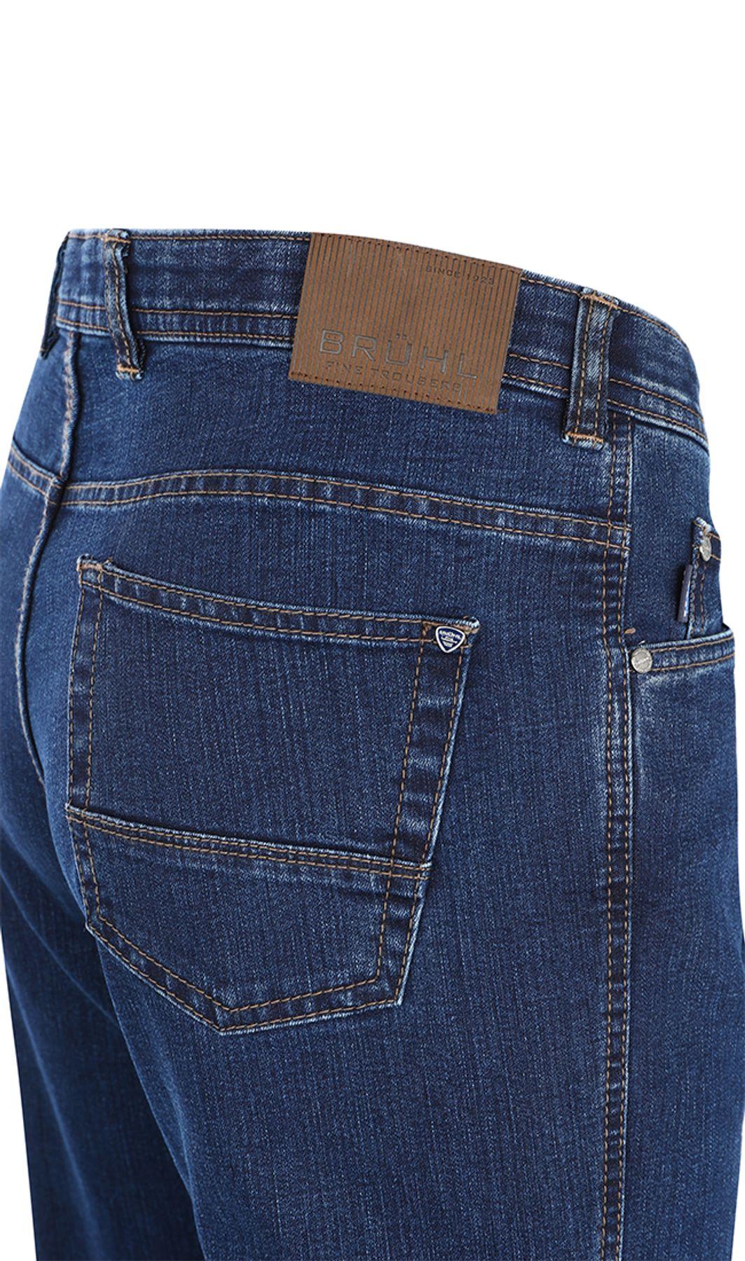 Brühl - Herren 5-Pocket Jeans in verschiedenen Farben, Genua (0011003142100) – Bild 2
