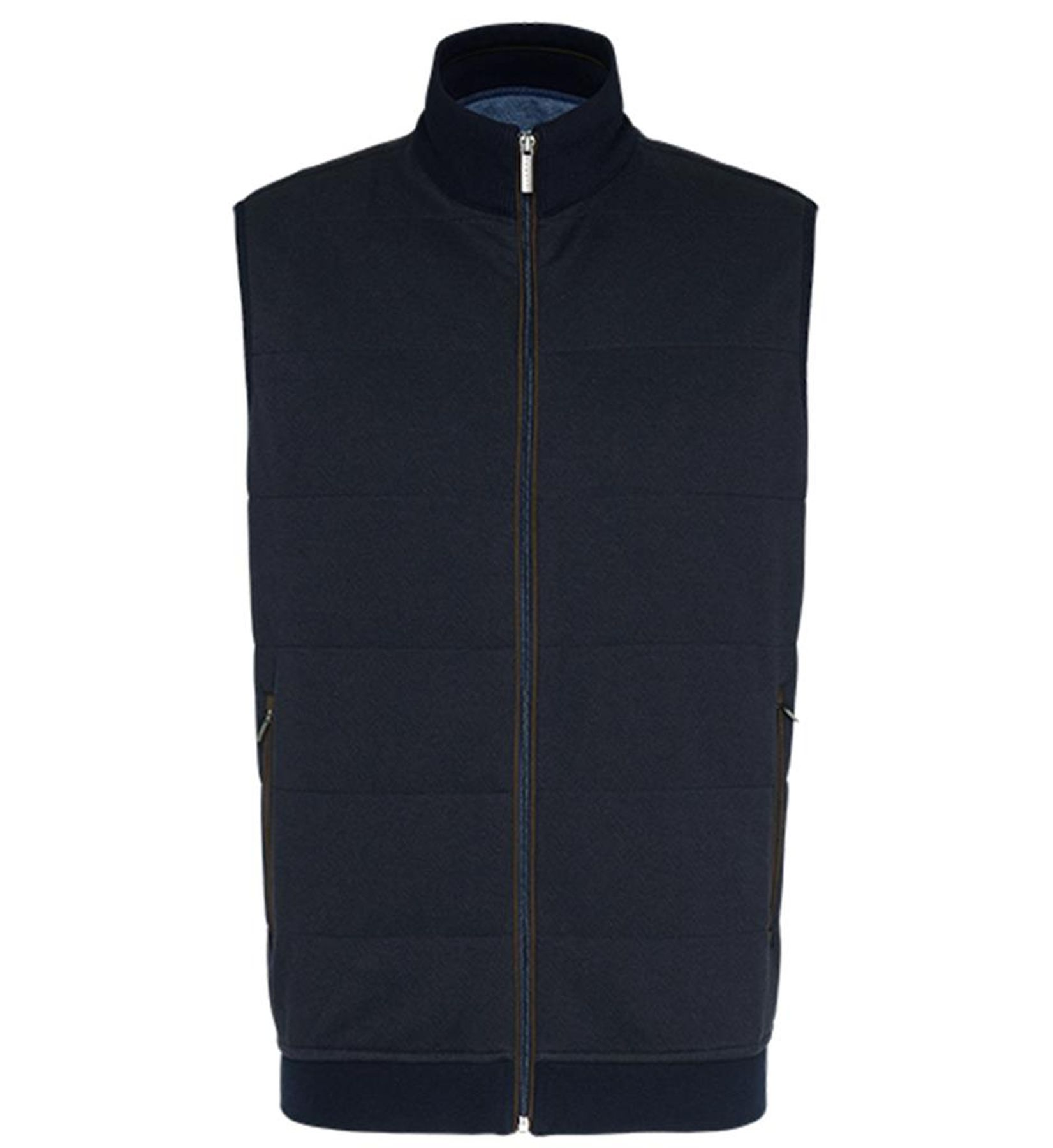 Bugatti - Herren Sweatshirt Weste (Art. Nr.: 25060-8850)