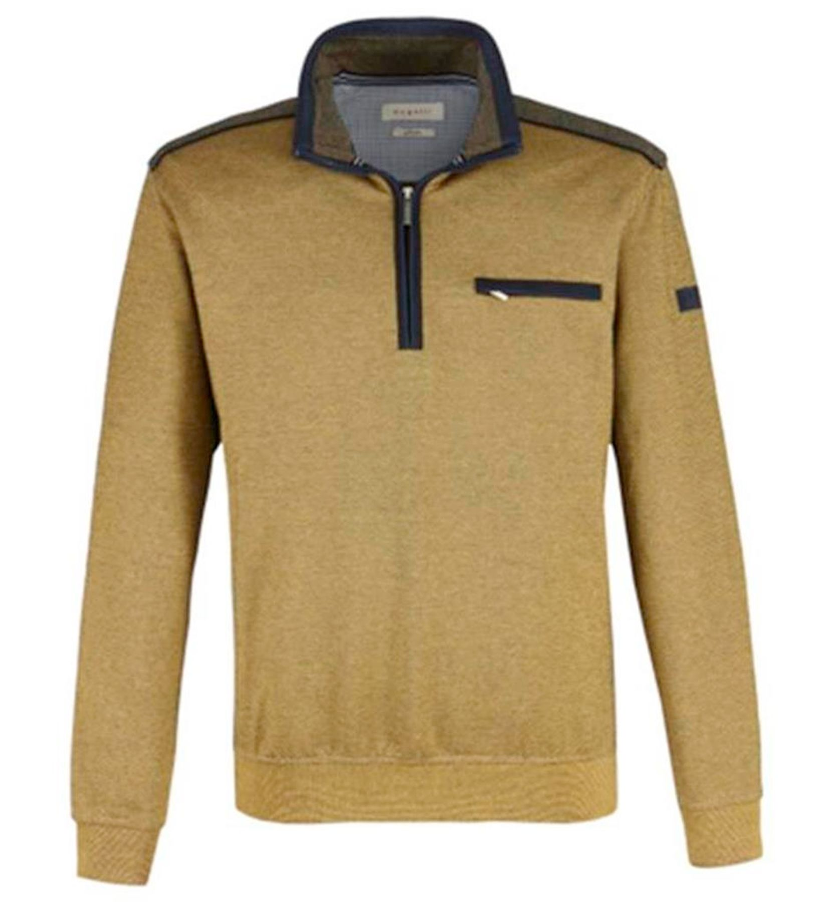 Bugatti - Herren Sweat Troyer (Art. Nr.: 95140-8500) – Bild 2