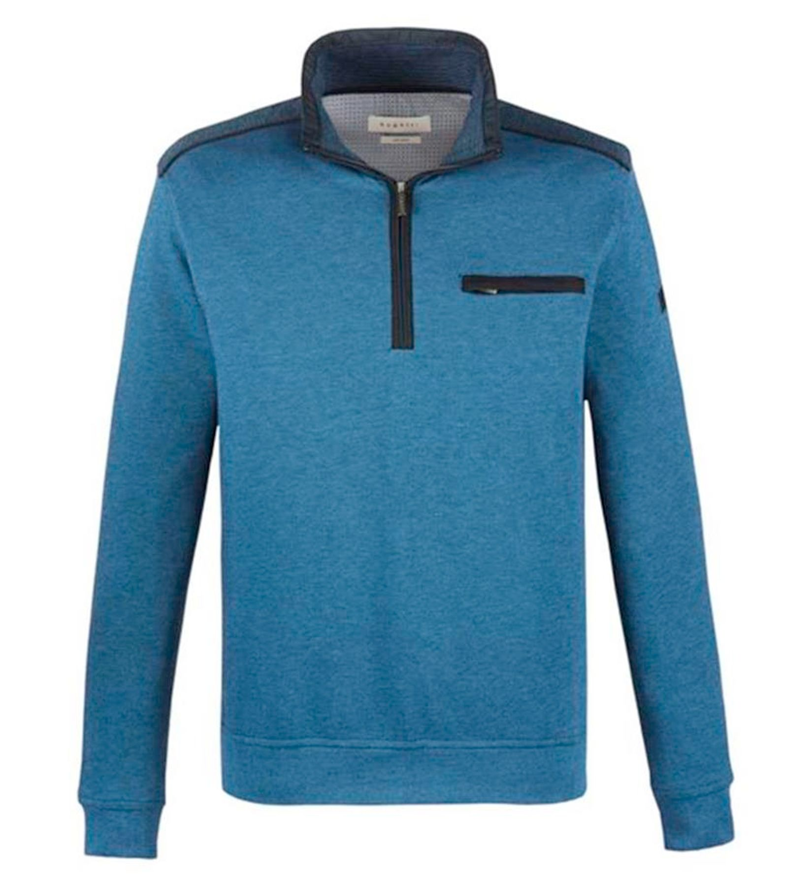 Bugatti - Herren Sweat Troyer (Art. Nr.: 95140-8500) – Bild 5