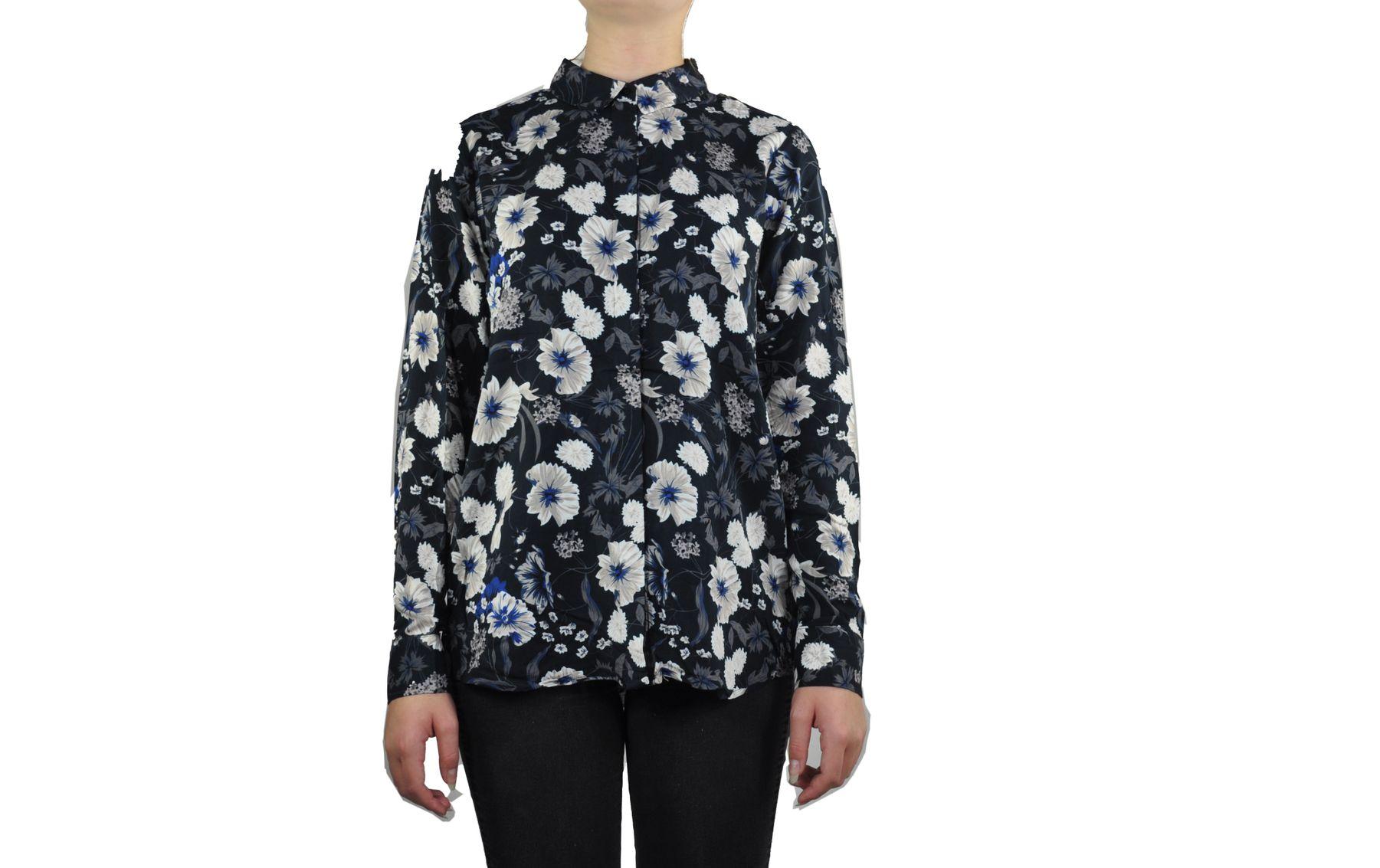 Soyaconcept - Damen Bluse mit Flower Muster, SC-Pammy 2 (14622-30) – Bild 1