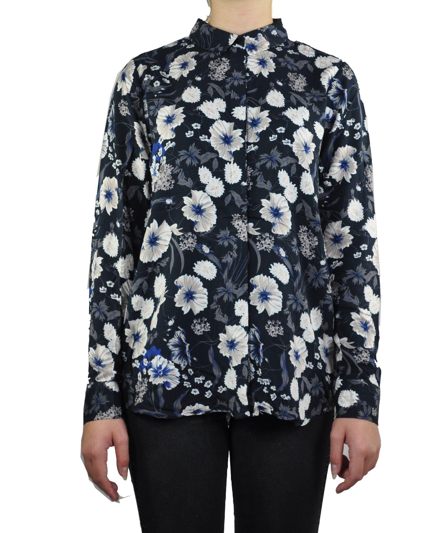 Soyaconcept - Damen Bluse mit Flower Muster, SC-Pammy 2 (14622-30) – Bild 3