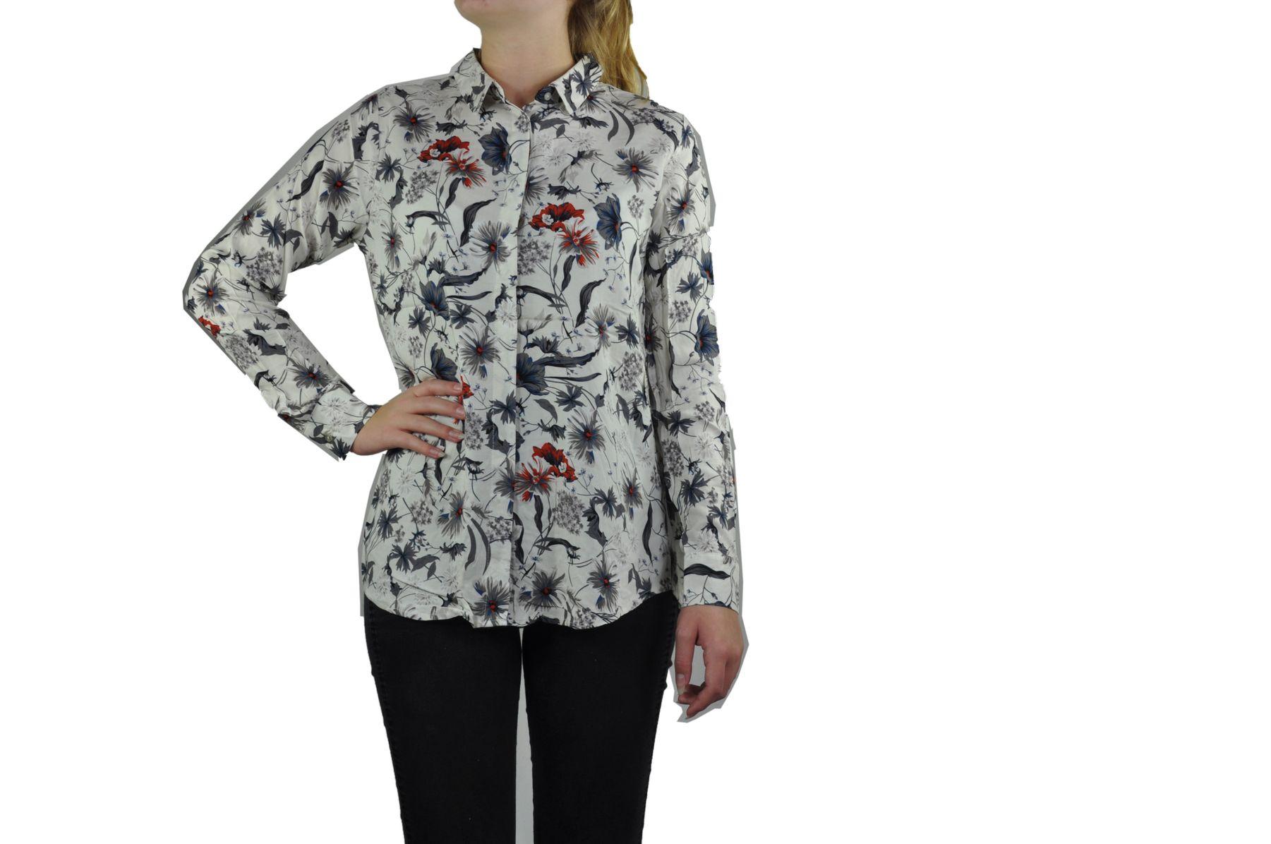 Soyaconcept - Damen Bluse mit Flower Muster, SC-Pammy 2 (14622-30) – Bild 5