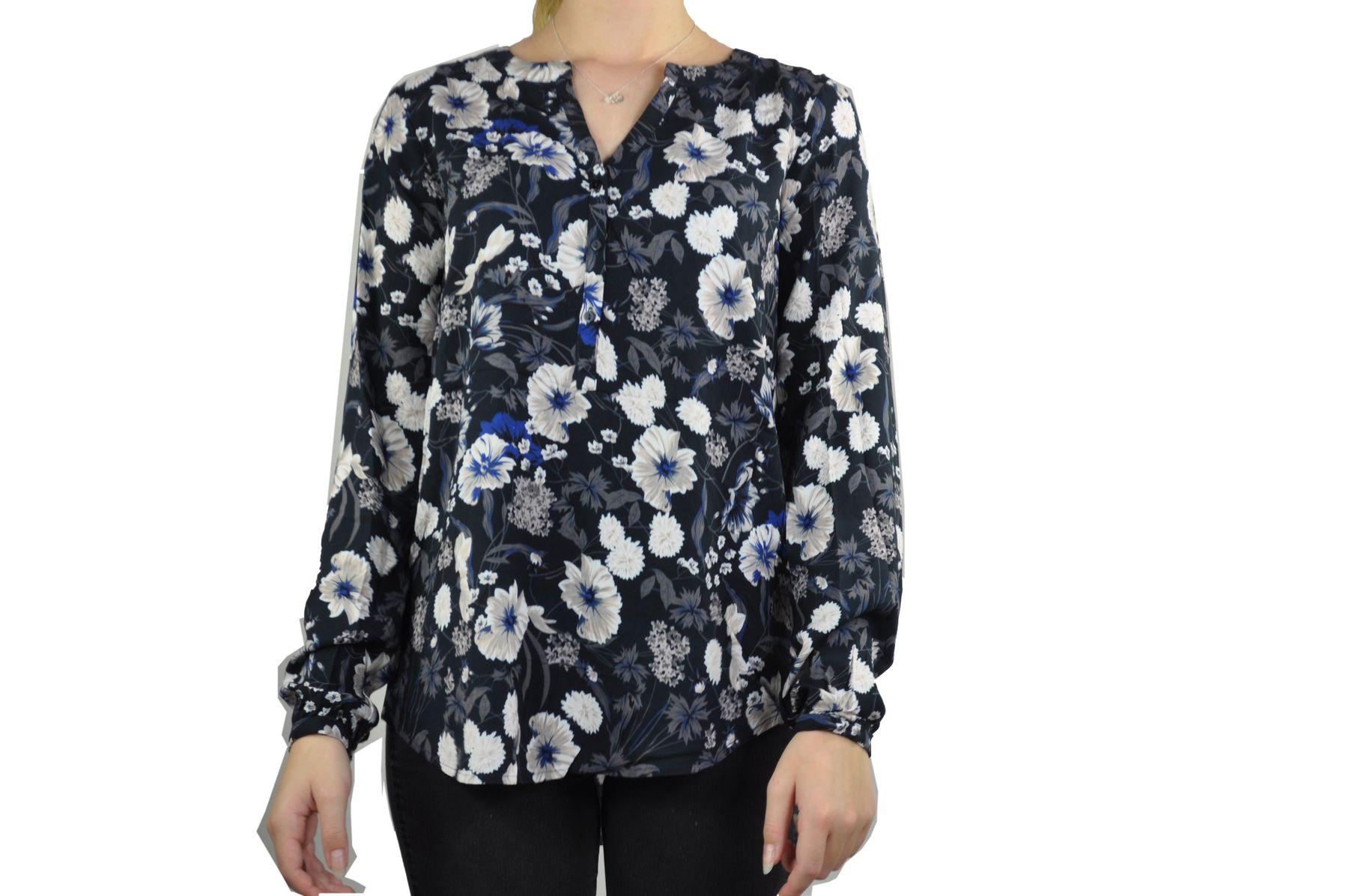 Soyaconcept - Damen Bluse mit Flower Muster, SC-Pammy 1 (14621-30) – Bild 1