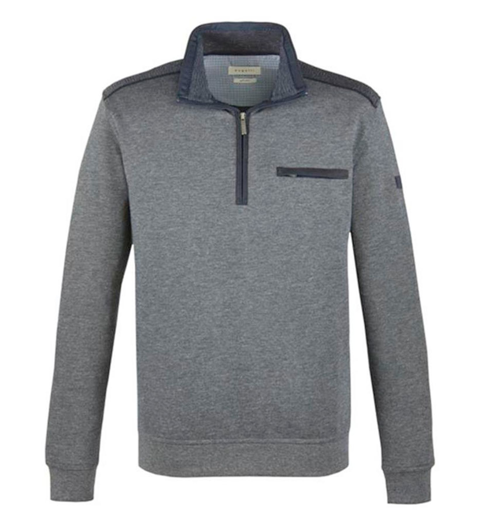 Bugatti - Herren Sweat Troyer (Art. Nr.:  95150-8500)