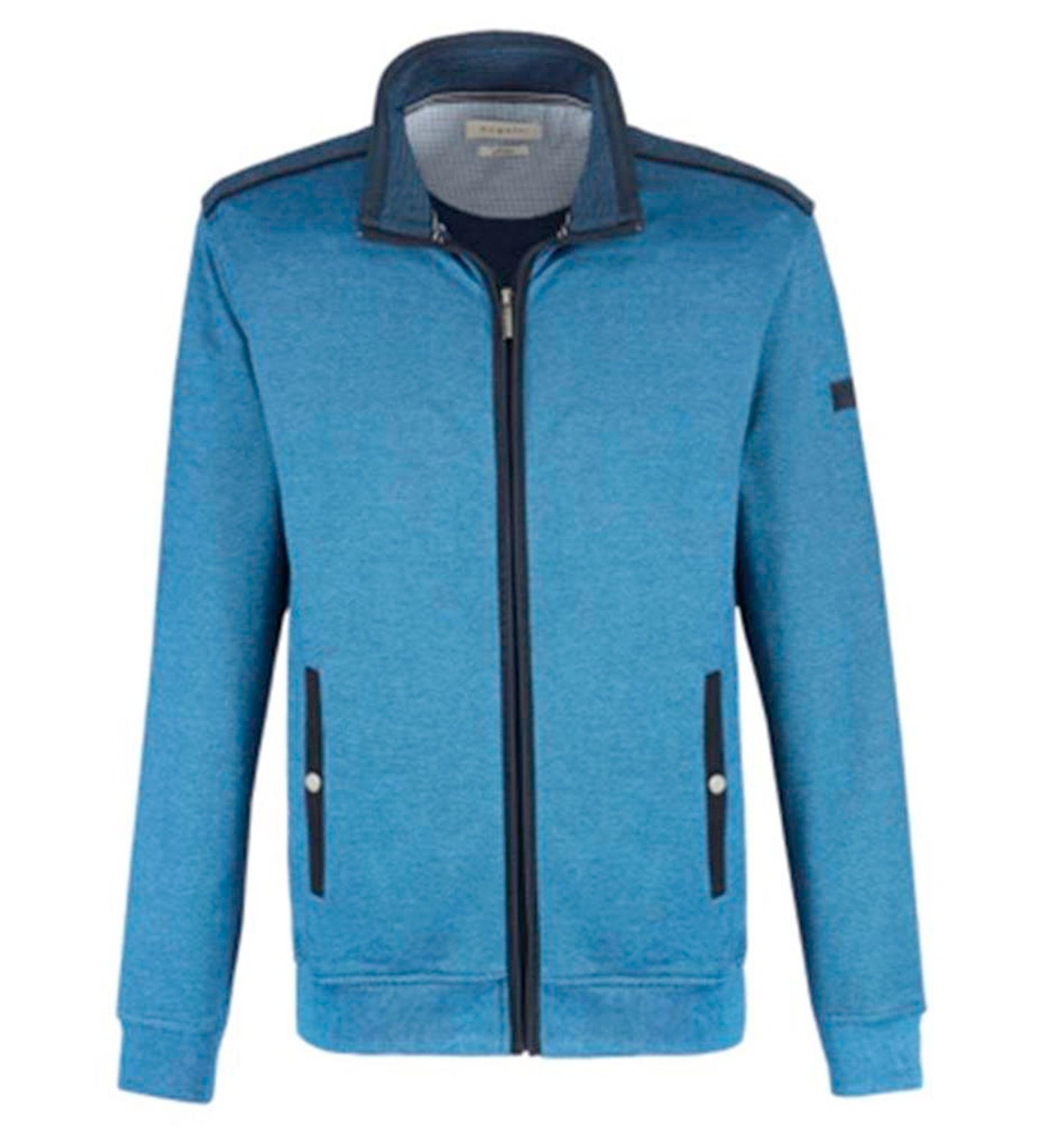 Bugatti - Herren Sweat Shirt Jacke (Art. Nr. 95140-8700)