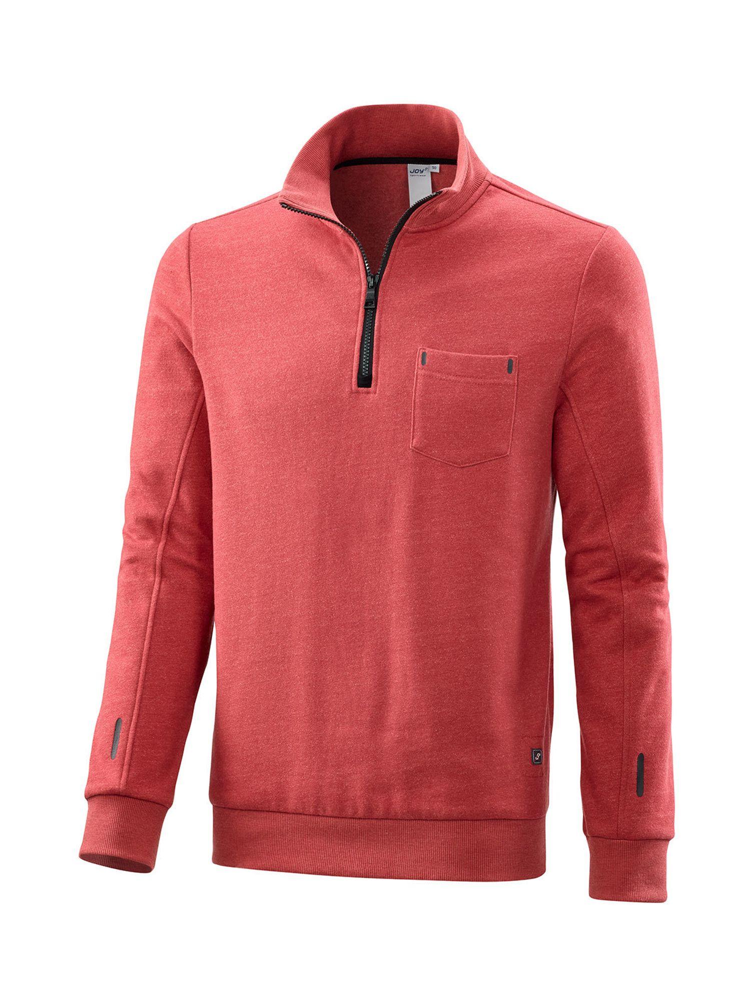 große sorten beste Wahl neue hohe Qualität Joy - Herren Sport und Freizeit Sweatshirt mit Brusttasche, Julian (40227 A)