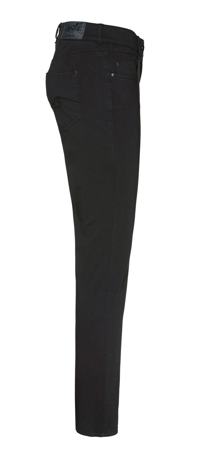 Atelier Gardeur - Slim Fit - Damen 5-Pocket aus Baumwollsatin, verschiedene Farben - Zuri (080501) – Bild 8