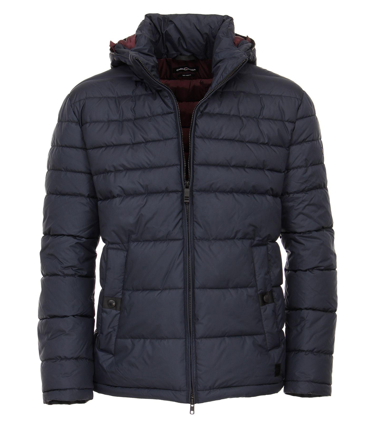 Casa Moda - Herren Jacke unifarben modisch gesteppt mit Einschubtaschen in verschiedenen Farben (583082700) – Bild 1