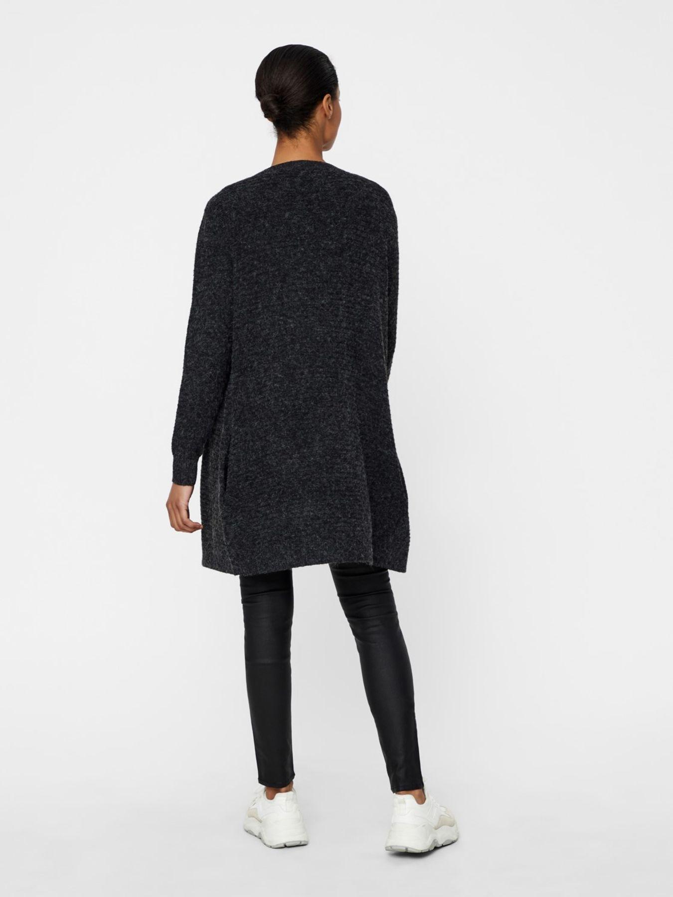 Vero Moda - Damen Strickjacke in Melange Optik, DOFFY CARDIGAN (10208150) – Bild 10
