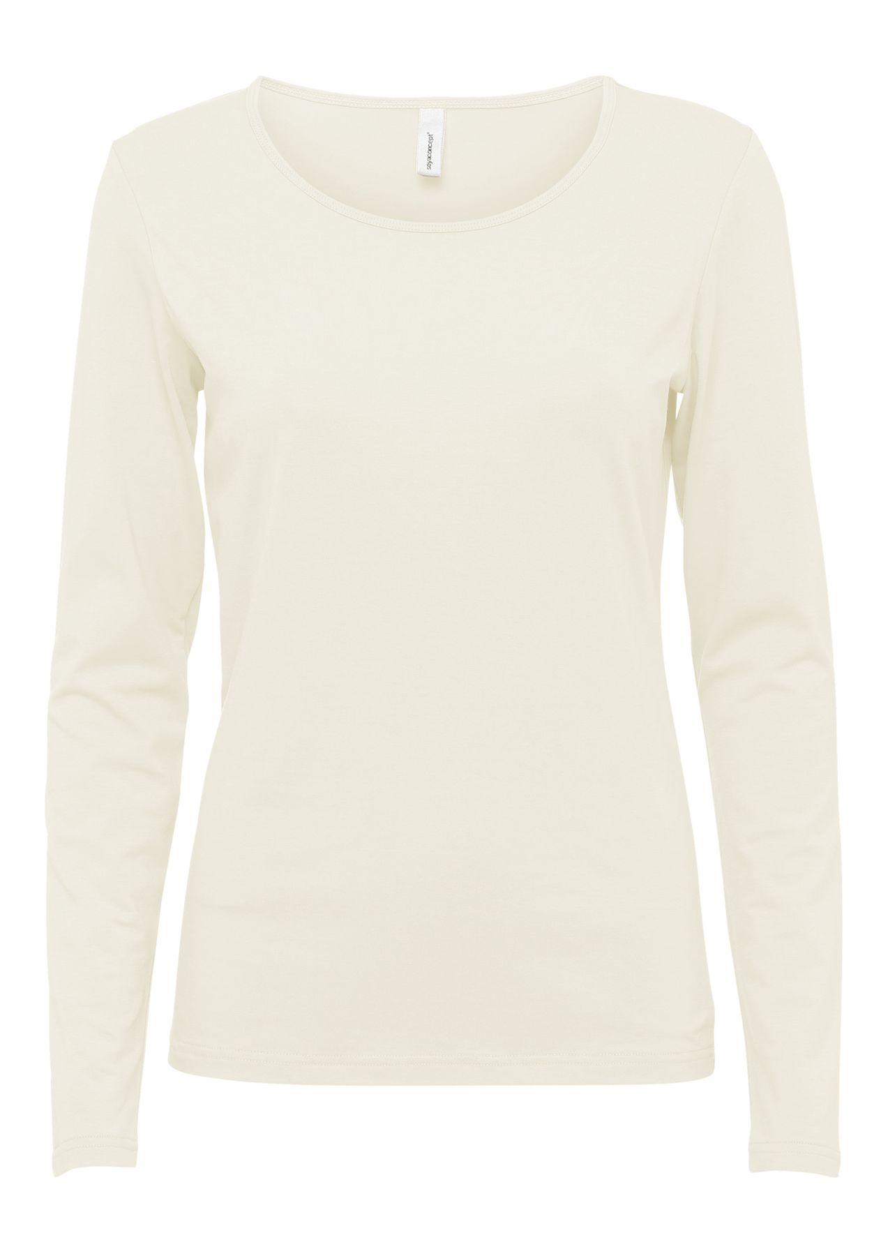 Soyaconcept - Damen Langarm Shirt, SC-PYLLE 2 (23721-30) – Bild 3