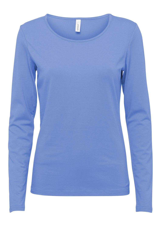 Soyaconcept - Damen Langarm Shirt, SC-PYLLE 2 (23721-30) 001