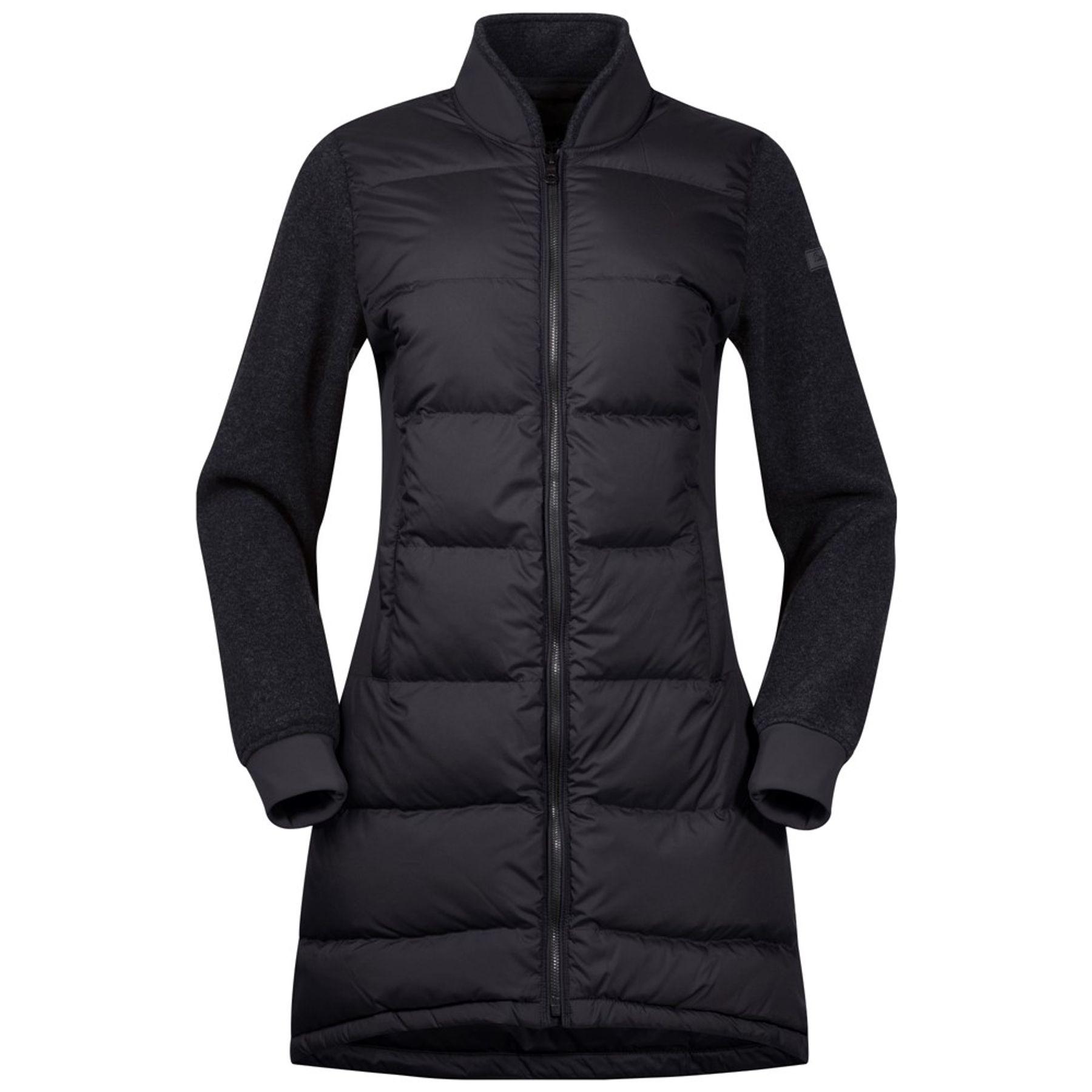 Bergans - Damen Jacke Oslo Down Hybrid Long W Jacket (7569) – Bild 3