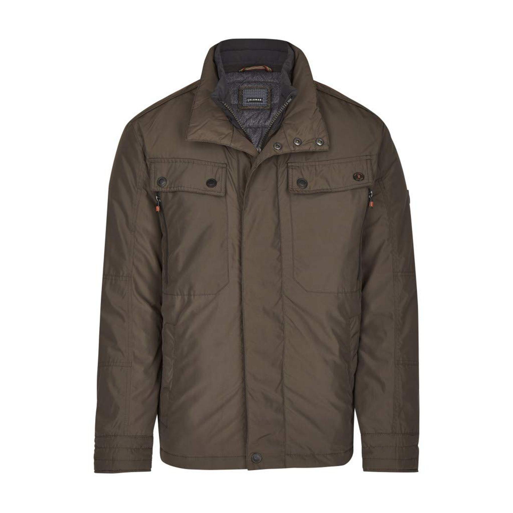 Calamar -  Herren Blouson Multi-Pocket-Jacke  (130750-8Q12) – Bild 1