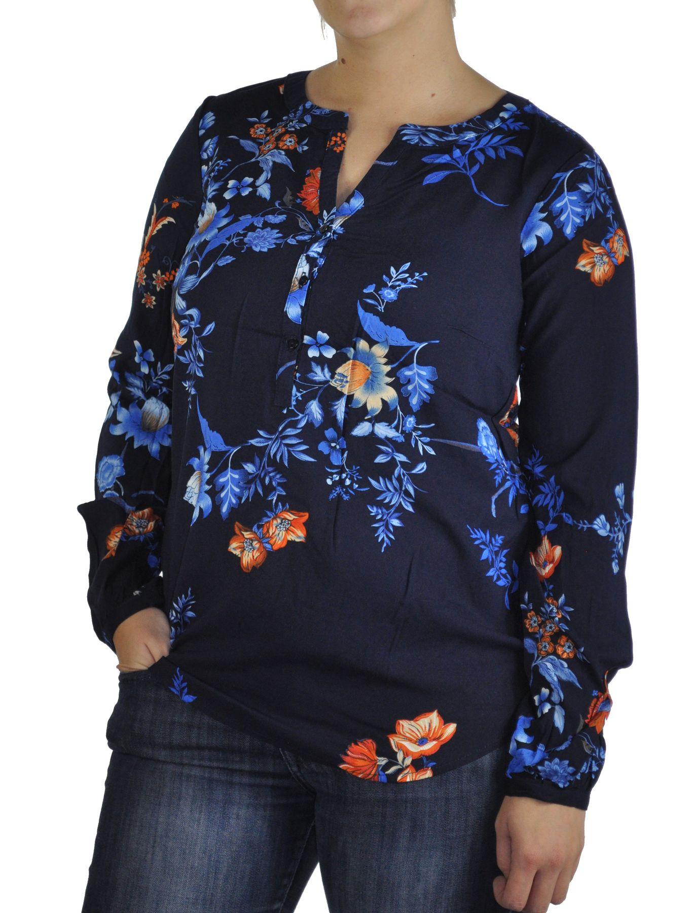 Soyaconcept - Damen Bluse in verschiedenen Farben, SC-Paola 2 (14640-30)