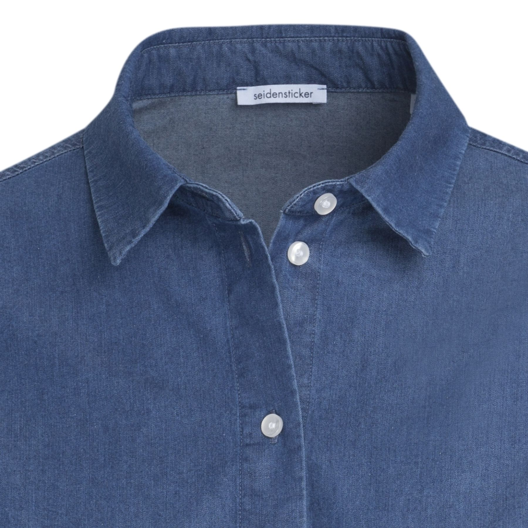 Seidensticker - Damen Bluse in Blau (60.127521) – Bild 4