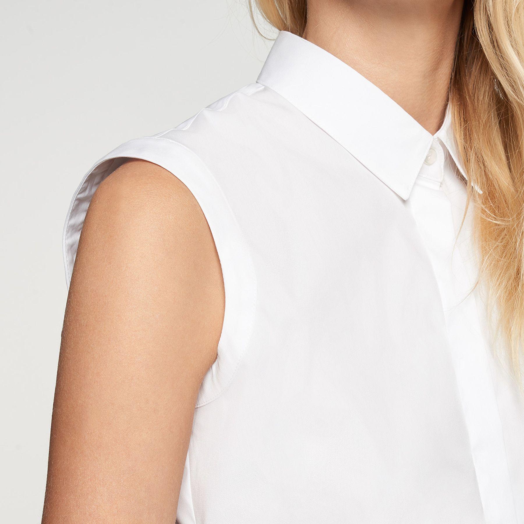 Seidensticker - Modern Fit - Damen City-Bluse ohne Arm (60.127406) – Bild 4