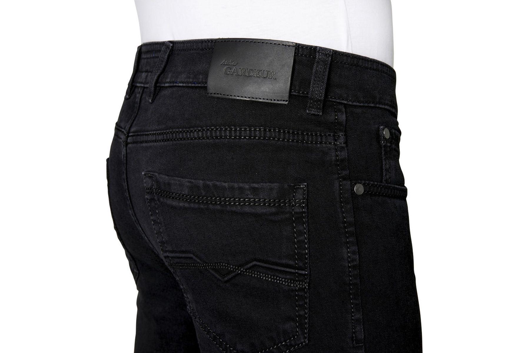 Atelier Gardeur - Herren 5-Pocket Jeans Superflex, BATU-2 (71001) – Bild 8