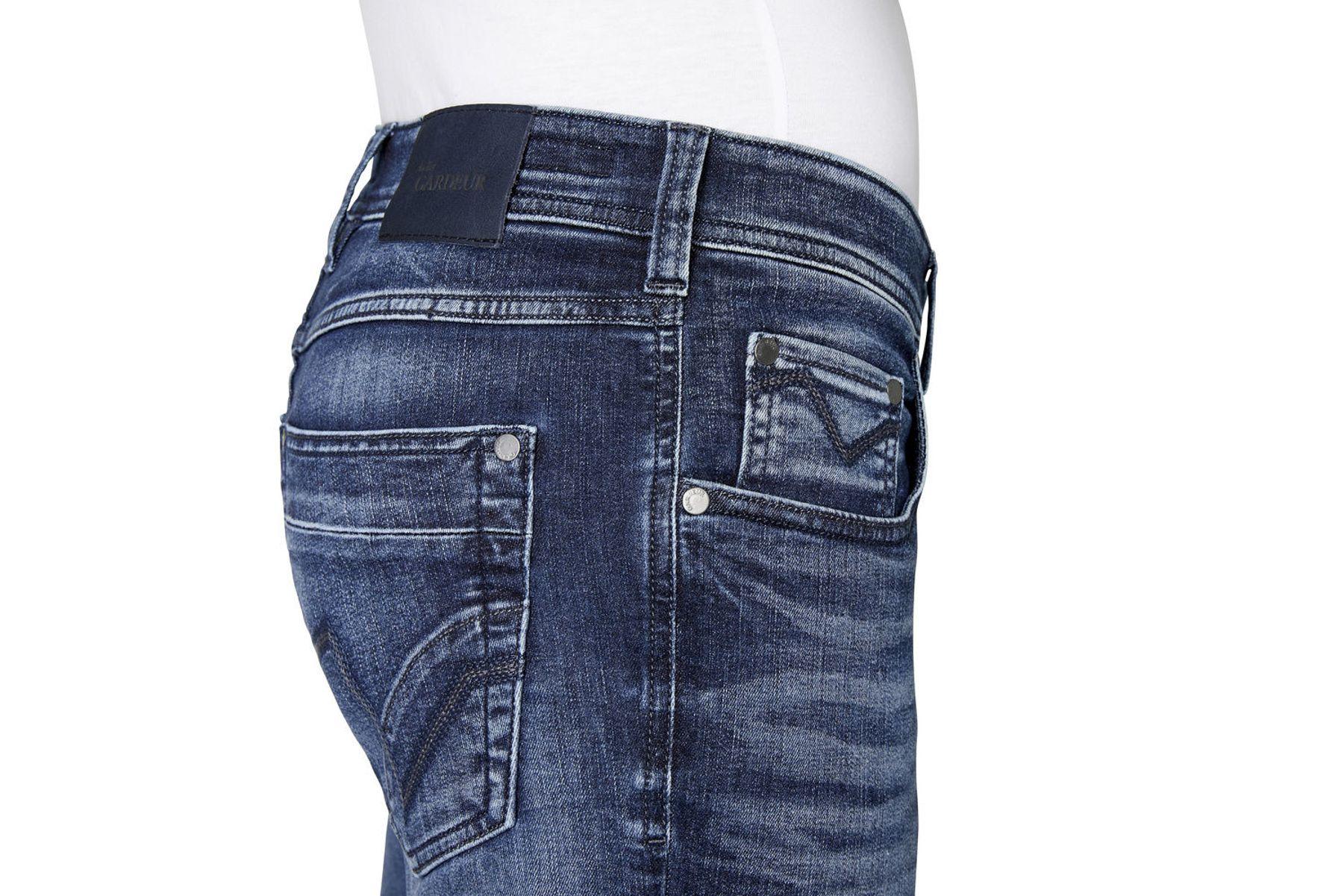 Atelier Gardeur - Modern Fit - Herren 5-Pocket Jeans, Denimstretch, Bill-8 (470391) – Bild 12
