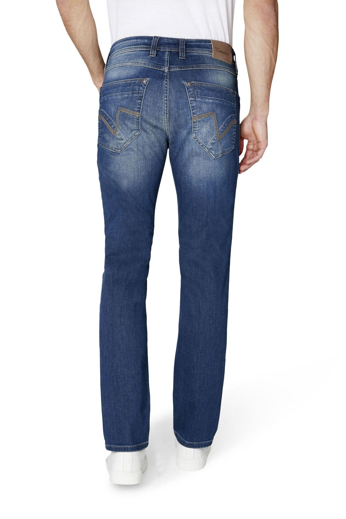 Atelier Gardeur - Modern Fit - Herren 5-Pocket Jeans, Denimstretch, Bill-8 (470391) – Bild 15