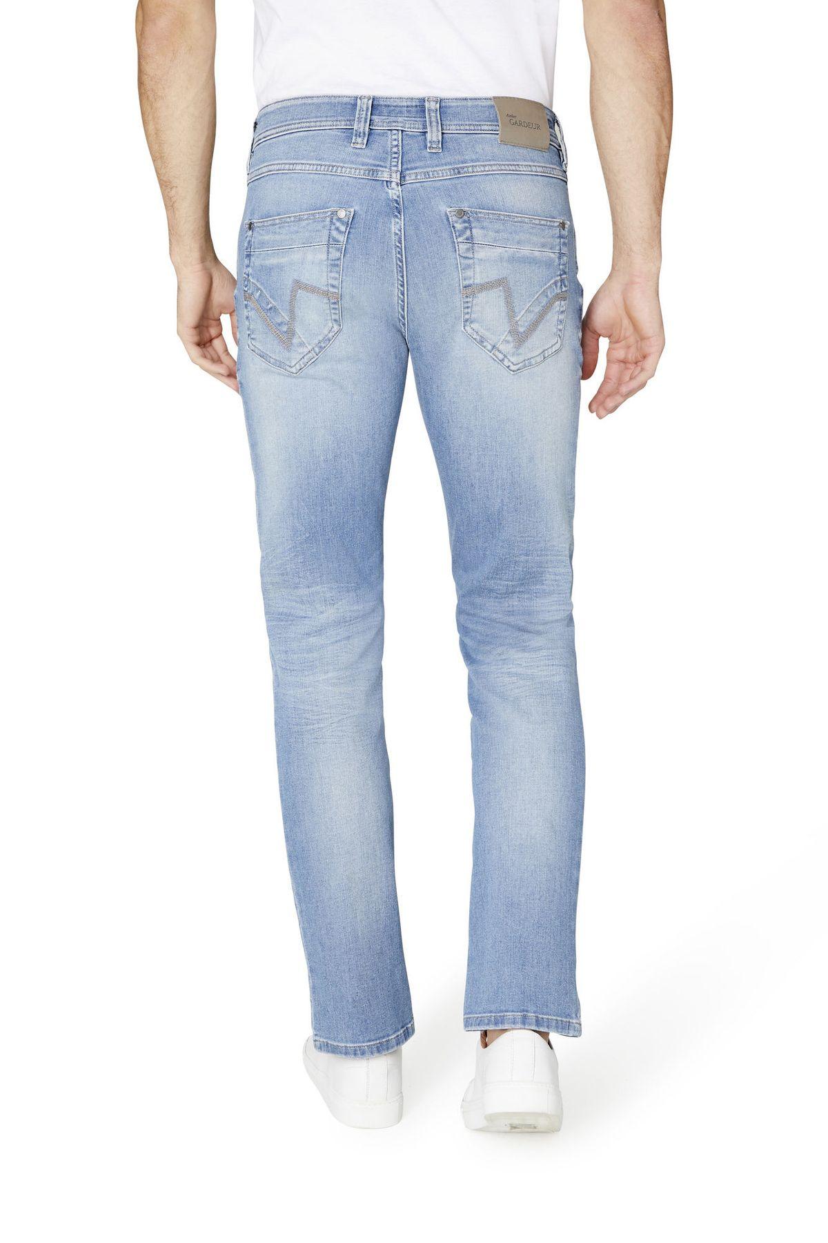 Atelier Gardeur - Modern Fit - Herren 5-Pocket Jeans, Denimstretch, Bill-8 (470391) – Bild 3