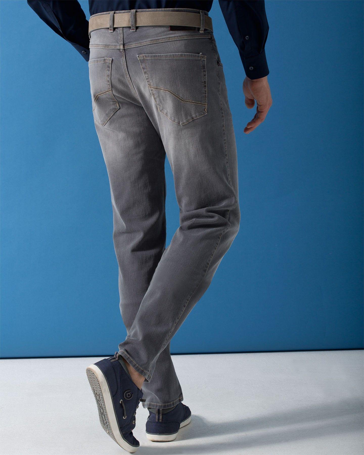 Bugatti - Herren Jeans  (Art. Nr.: 3038D-86676) – Bild 4