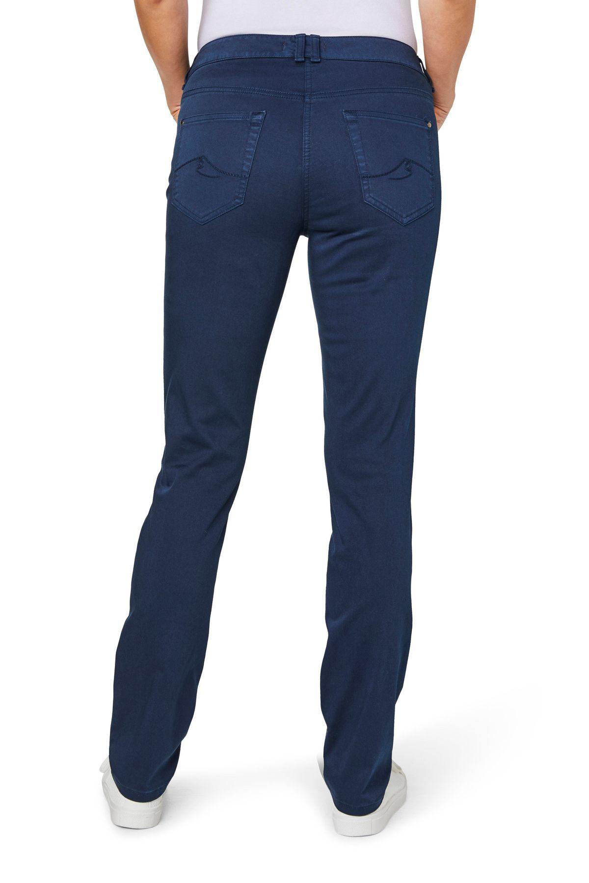 Atelier Gardeur - Slim Fit - Damen 5-Pocket aus Baumwollsatin, verschiedene Farben - Zuri (080501) – Bild 7