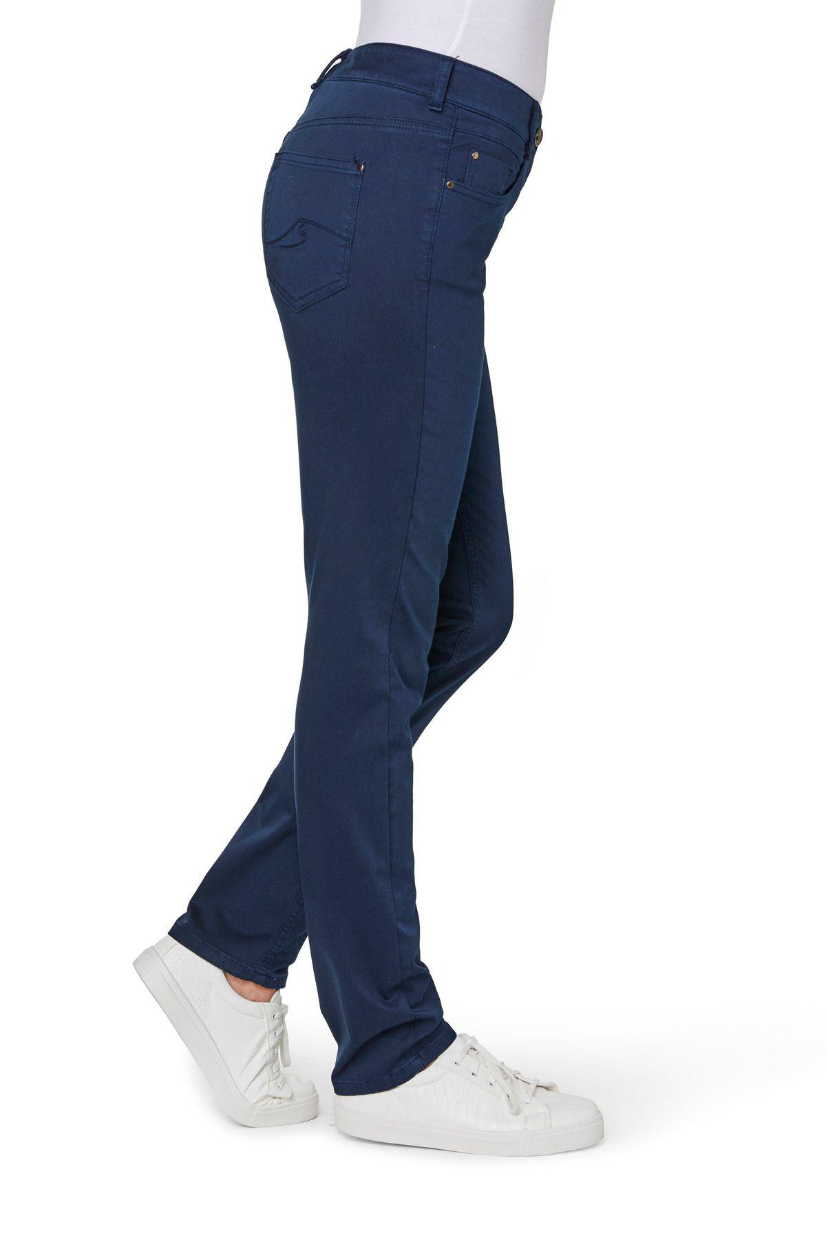 Atelier Gardeur - Slim Fit - Damen 5-Pocket aus Baumwollsatin, verschiedene Farben - Zuri (080501) – Bild 6