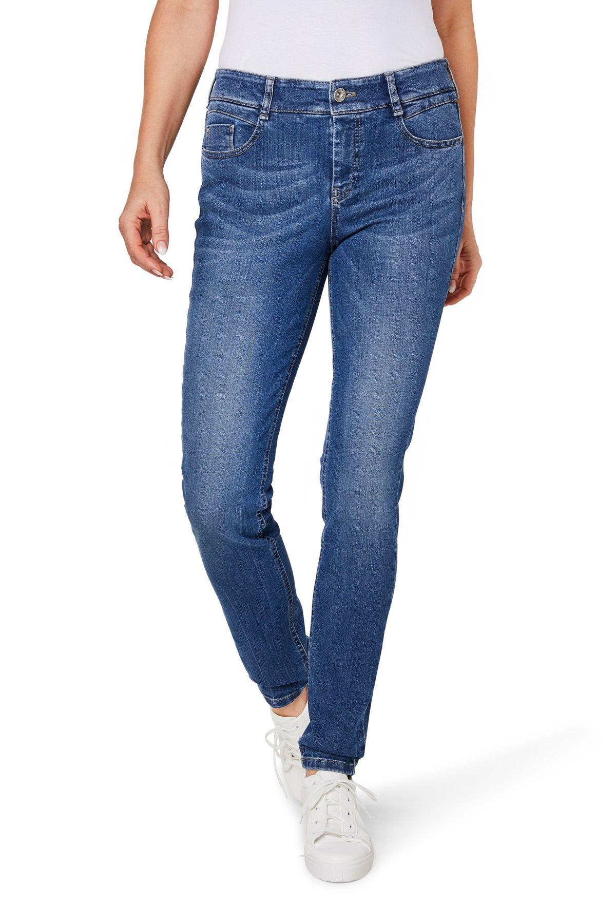 Atelier Gardeur - Slim Fit - Damen 5-Pocket Jeans Röhrenhose Zuri90 (670401) – Bild 1