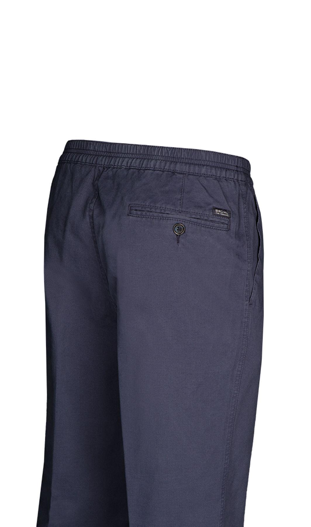 Brühl - Comfort Fit - Herren Schlupfhose in blau, Gustav (0124180000100) – Bild 3