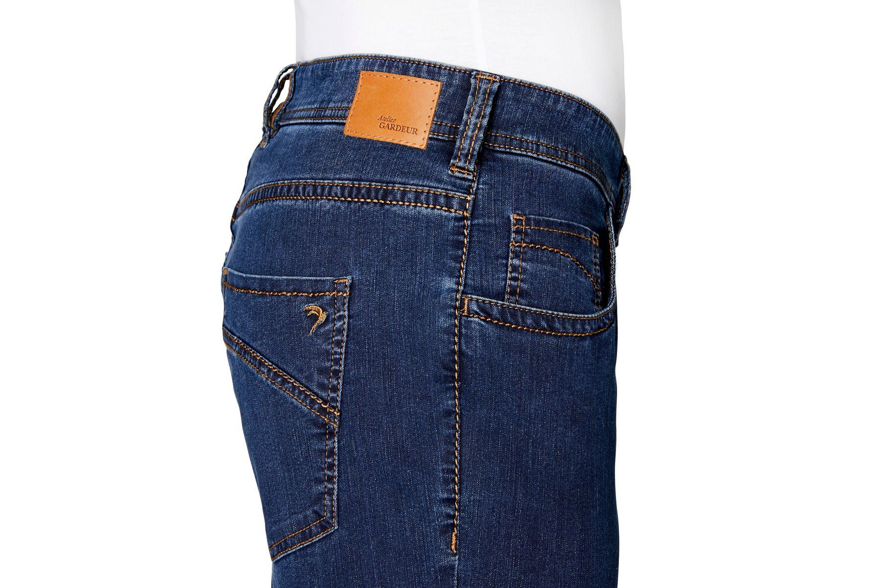 Atelier Gardeur - Herren 5-Pocket Jeans Modern Fit, Bill-19 (470621) – Bild 8