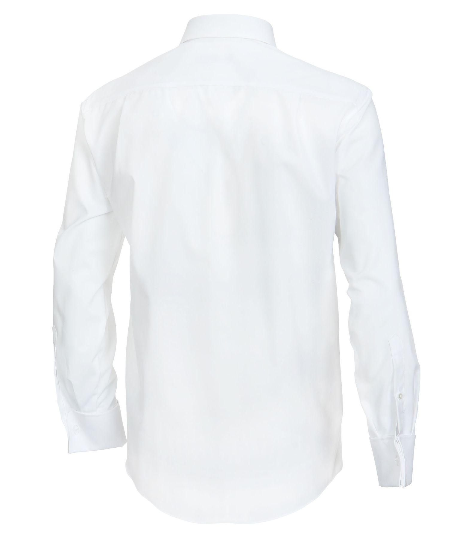 Bundle - Casa Moda - Evening - Festliches Bügelfreies Herren Hemd, weiß und creme (005335) – Bild 2