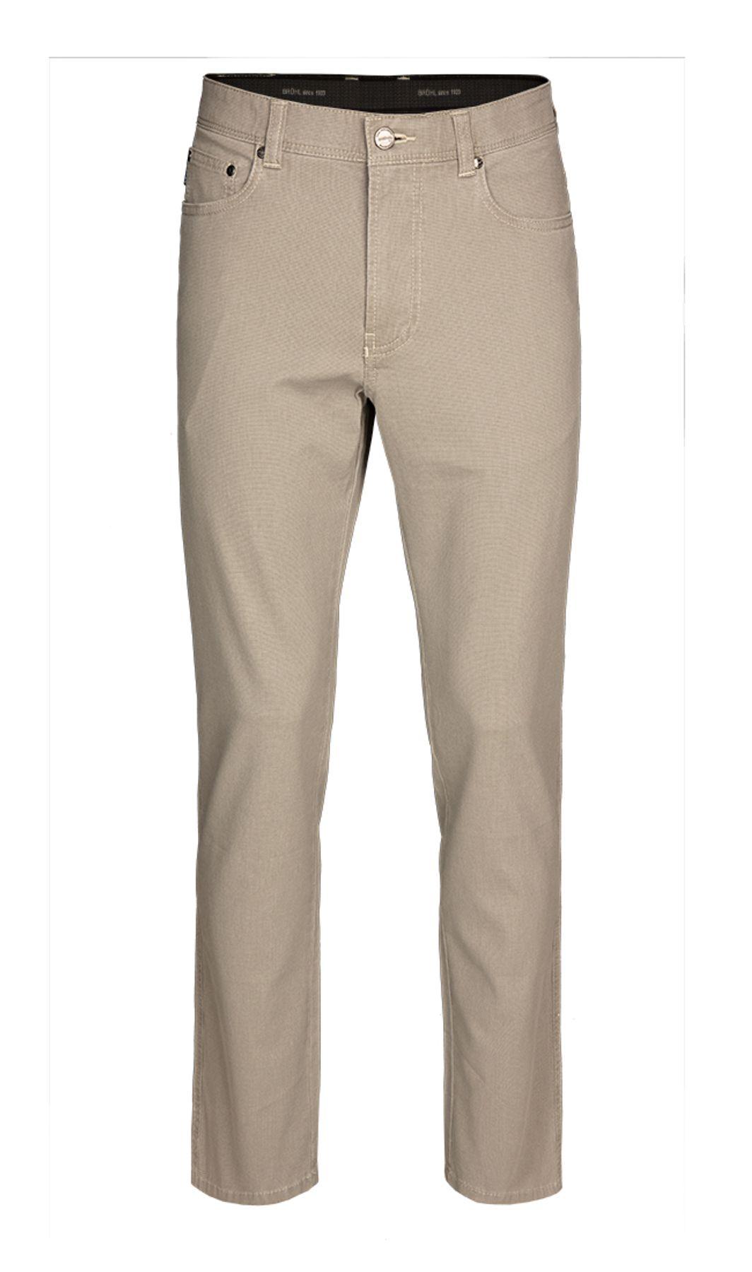 Brühl - Comfort Fit - Sommerliche Herren 5-Pocket Jeans, Genua III (0534183720100) – Bild 1