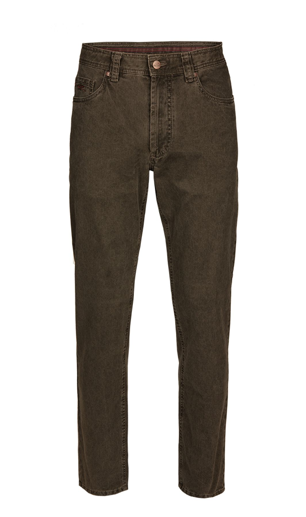 Brühl - Modern Fit - Sommeliche Herren 5-Pocket Jeans, Toronto II (0614180820100) – Bild 1