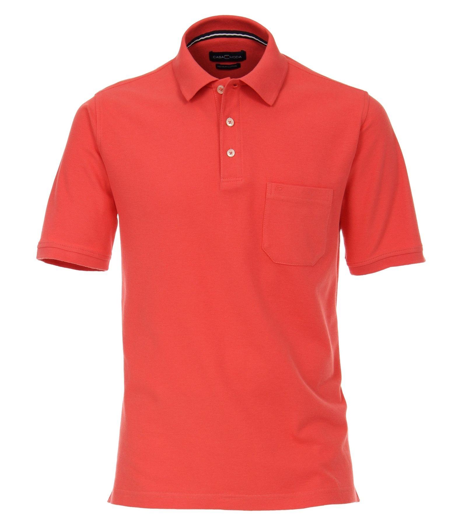 Bundle - Casa Moda - Herren Polo-Shirt unifarben in verschiedenen Farben (004370) – Bild 3