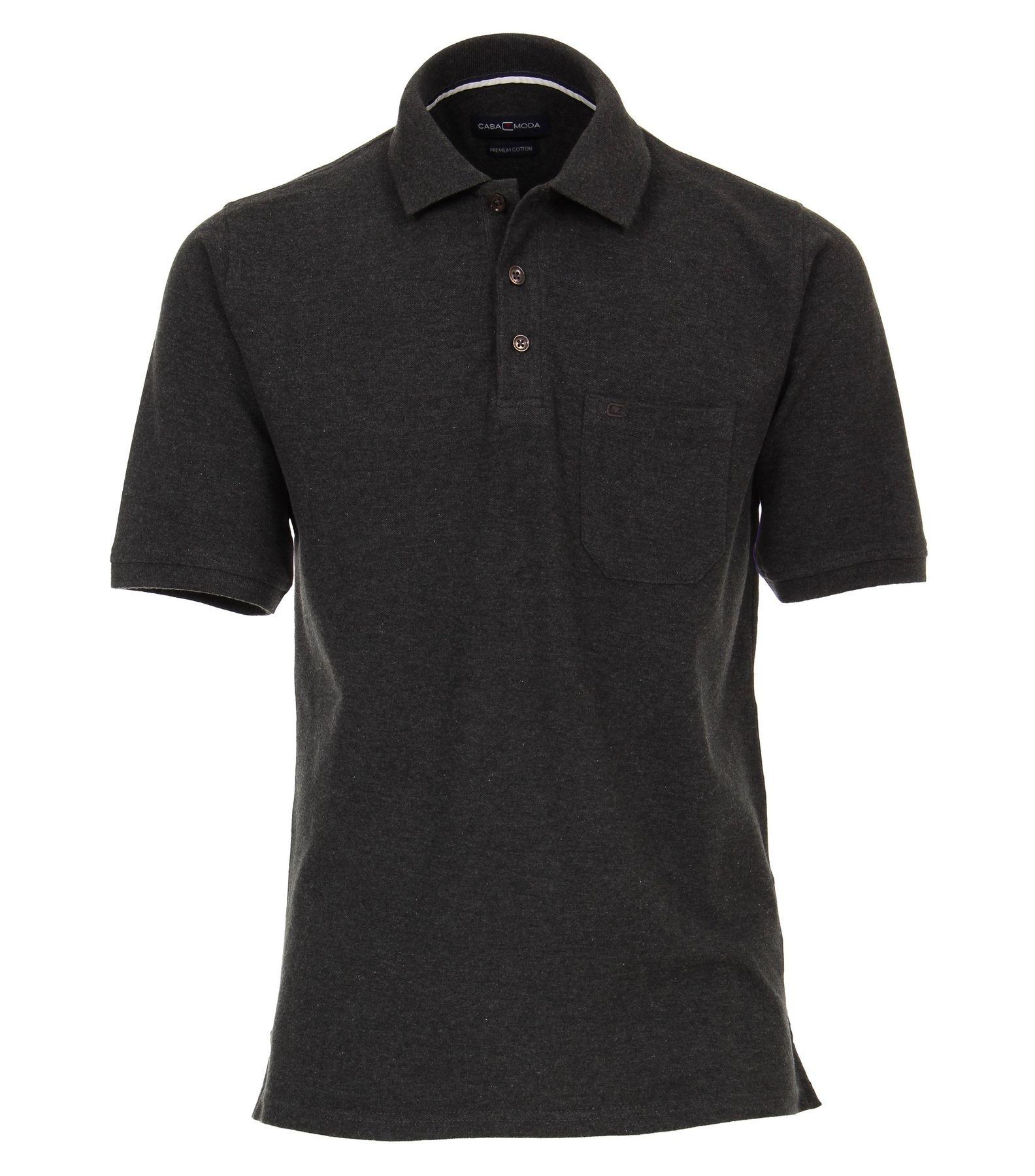 Bundle - Casa Moda - Herren Polo-Shirt unifarben in verschiedenen Farben (004370) – Bild 10