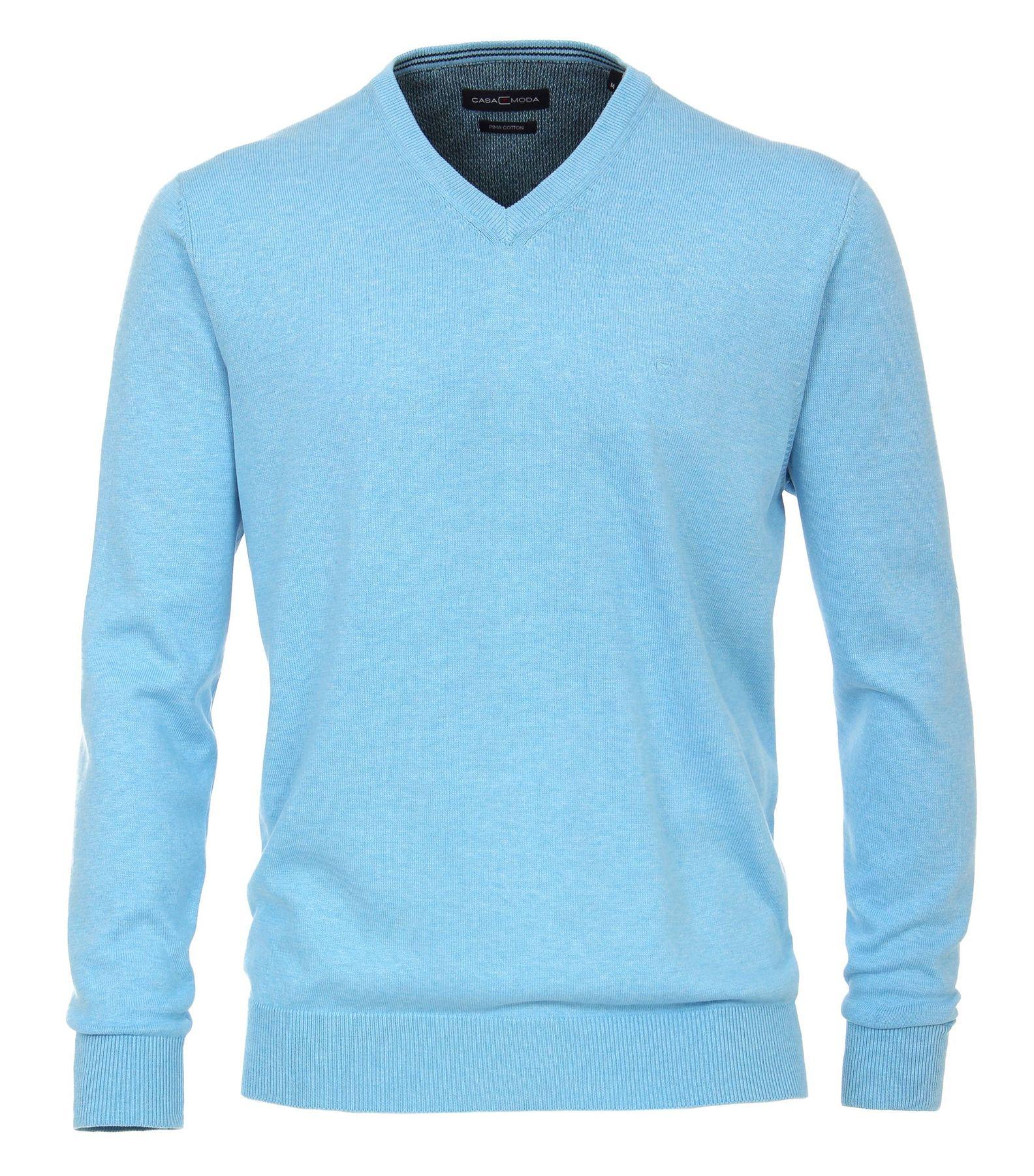 Bundle - Casa Moda - Herren Pullover mit V-Ausschnitt in verschiedenen Farben (004430) – Bild 2