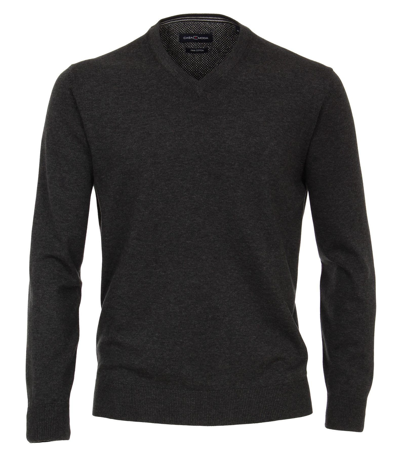 Bundle - Casa Moda - Herren Pullover mit V-Ausschnitt in verschiedenen Farben (004430) – Bild 14