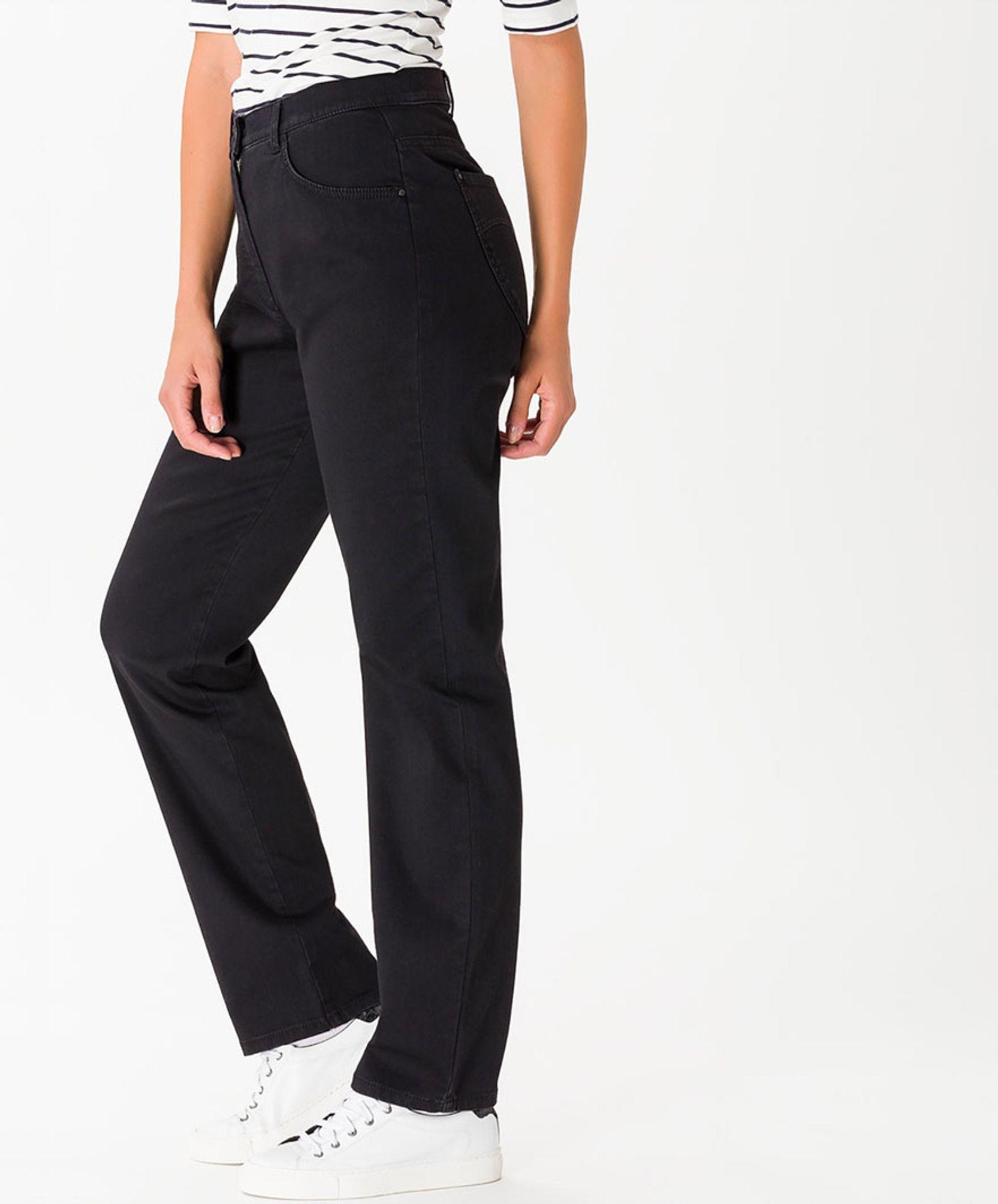 Raphaela by Brax Damen Corry FAY Straight Jeans, Blau (Dark
