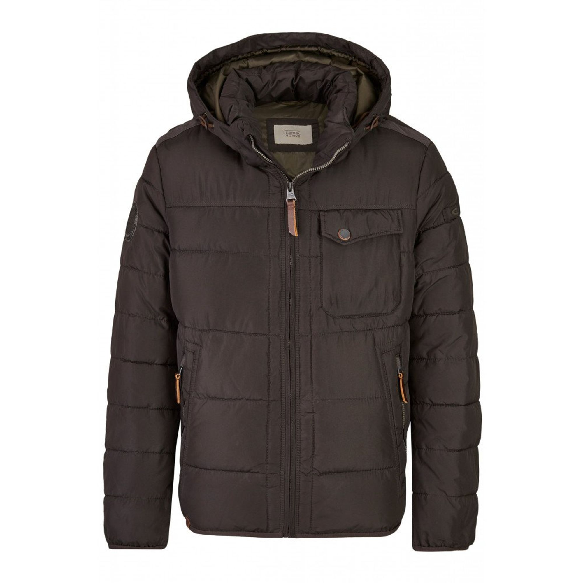 high fashion for whole family save off Camel active - Herren Steppjacke Heritage (420800-2X23)