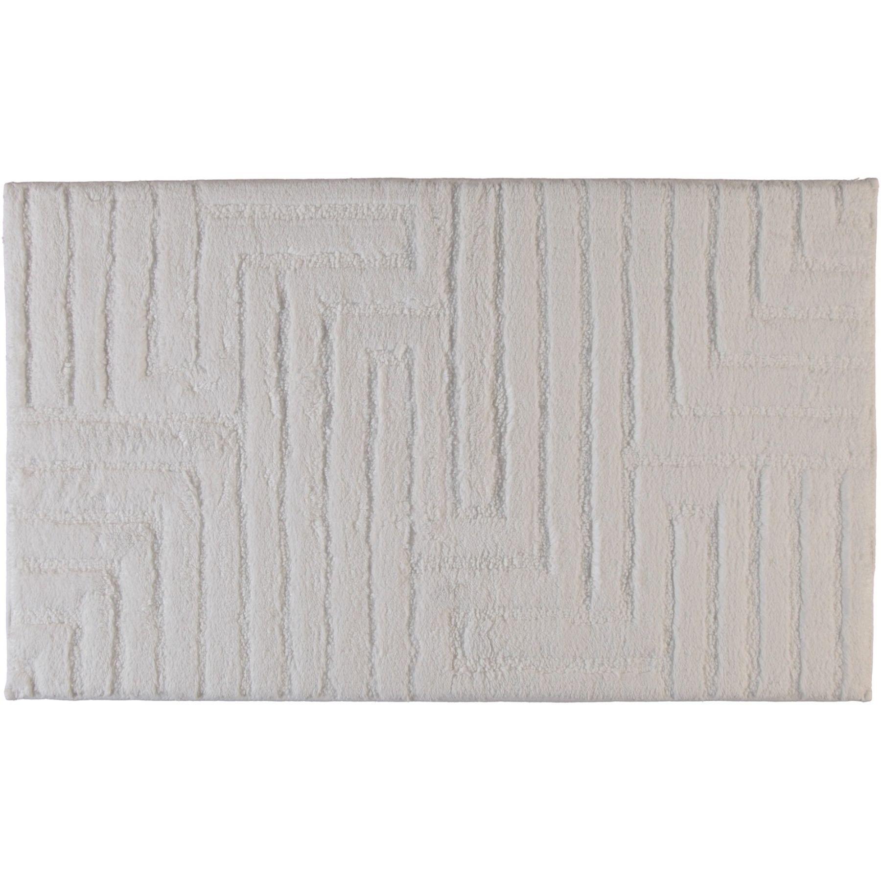 Cawö - Unifarbener Badteppich mit Struktur  in verschiedenen Farben und Größen (1004) – Bild 3