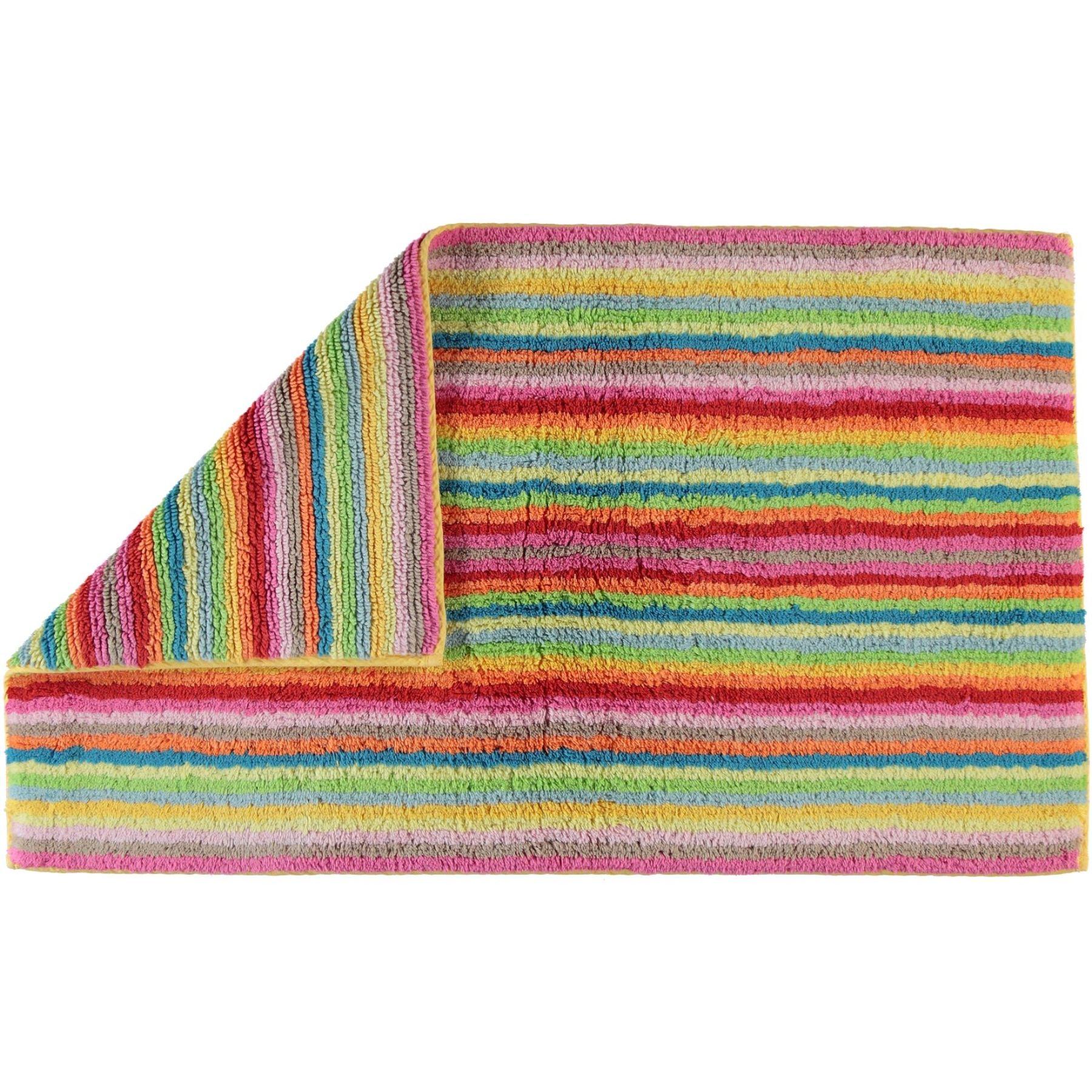 Cawö - Multicolor Wende Badteppich in verschiedenen Größen (7008)
