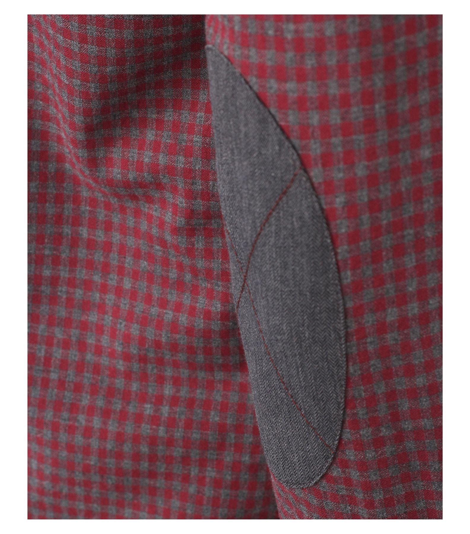 Casa Moda - Casual Fit - Herren langarm Hemd mit Kent Kragen und aus 100% Baumwolle (462554500A) – Bild 6