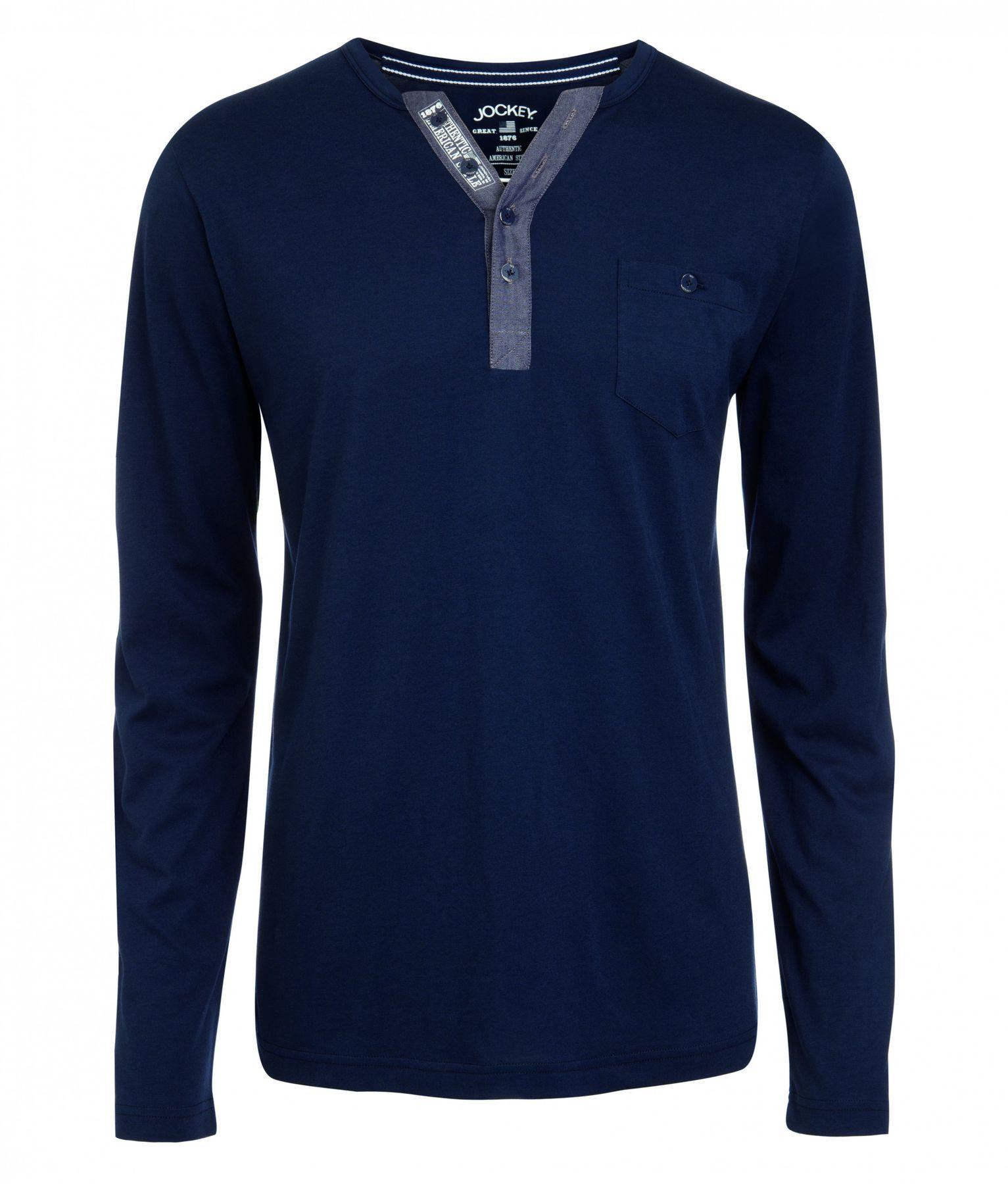 Jockey - Herren Shirt, Langarm (500702H) – Bild 1