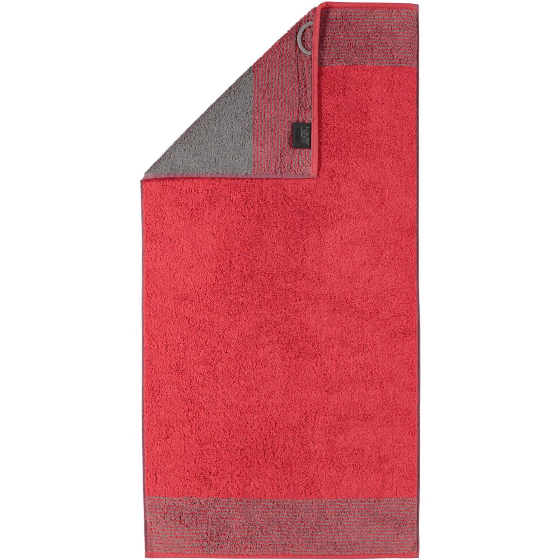 Cawö - Frottier Handtücher in verschiedenen Größen, Two-Tone (590)  – Bild 1