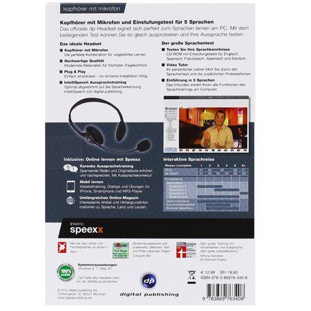 DIGITAL PUBLISHING Interaktive Sprachreise Sprachkurs 1 English + Headset – Bild 4