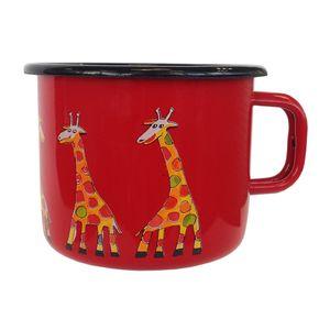 Mug Emaille Kaffeetasse -Teetasse 001