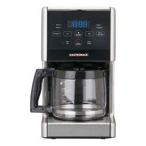 Gastroback Design Kaffemaschine | Coffee Aroma Pro 001